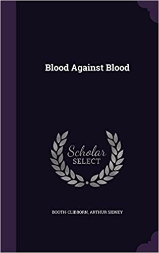 Book Blood Against Blood