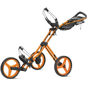 push cart orange - 9