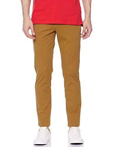 Van Heusen Sport Men's Slim Fit Casual Trousers