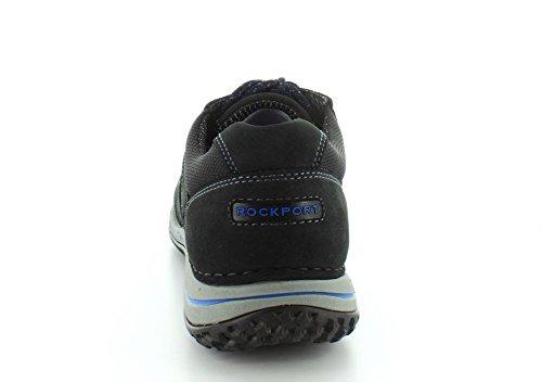 Rockport - Uomini W360m Mdgd Scarpe Oxford Nero / Blu