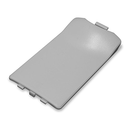 RepairBox Controller Battery Cover for GameCube WaveBird (Gray)