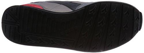 Scarpe nero a piattaforma multicolore adulti piatte Ghiaccio per Camaro mista c3362 Diadora UOqP55