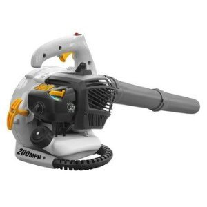 Ryobi ZRRY09050 / ZRRY09056 26cc Gas Handheld Leaf Blower/Vac (Certified Refurbished)