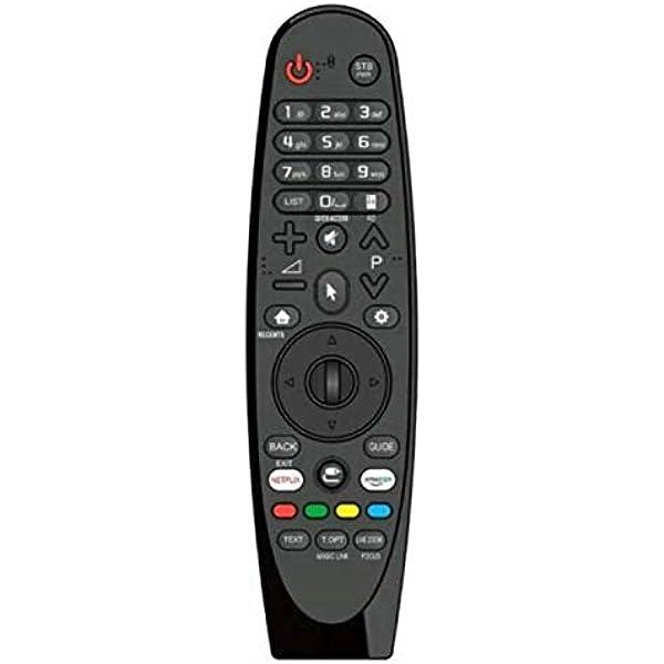 Andifany Mando una Distancia AEU Magic AN-MR18BA AKB75375501 Reemplazo para Smart TV: Amazon.es: Electrónica
