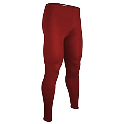 NL112Y Youth Boy's and Girl's Athletic Compression Ankle Length Form Fit Tight