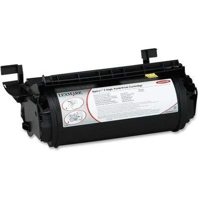 - Lexmark International Print Cartridge,F/Optra T,Hi-Yld,25000 Pg Yield,Black