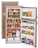 Dometic DM2862RB RV Refrigerator and Freezer (Refer,8Cf, Rh, 2-Way)