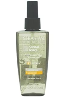 Kerastase Homme Capital Force Treatment thickening Effect 125 ml