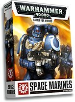 Tactical squads are the most numerous in a chapter and form the backbone of a fighting force. As their name suggests they are highly flexible having the tactical adaptability to deal with virtually any foe.Features: 3 Space MarinesIncludes: G...