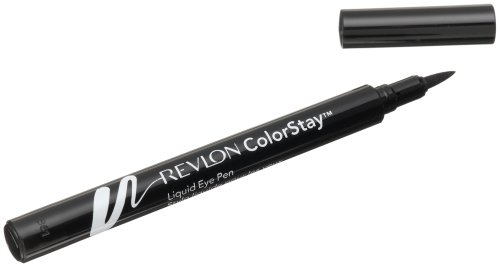 (Revlon ColorStay Liquid Eye Pen, Blackened Brown, 0.056 Ounces (Pack of 2))