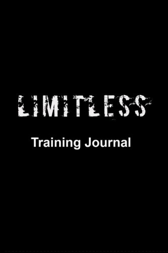 Limitless Training Journal Brian Diez product image