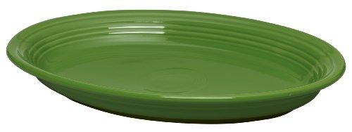 Fiesta 13-5/8-Inch Oval Platter, Shamrock