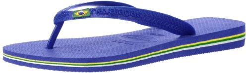 Sandale Brésilienne Havaianas Homme, Bleu Marine, 39/40 Br (8 M Us)