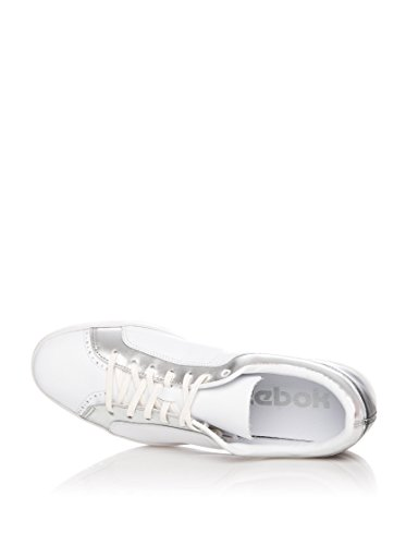 discount 100% authentic Reebok Men's 6J14584 Trainers White/Black/Silver White Size: White / Black / Silver exclusive cheap online cheap sale classic aF7prcOf