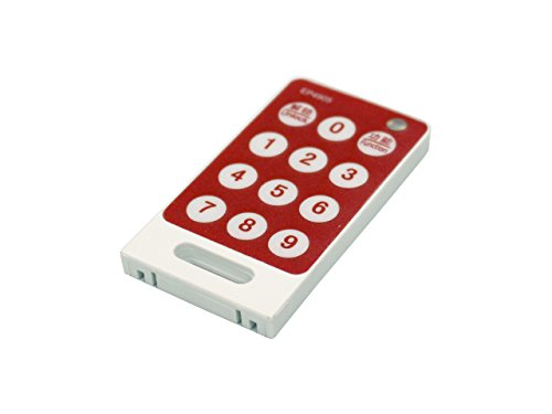 Scorpion Security Products Remote Control for Retail Security Devices