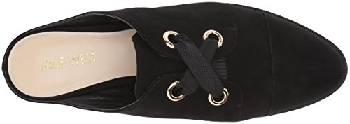 Pictures of Nine West Women's HENRII Fabric Slipper 25027740 Black Fabric 2