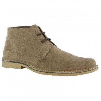 Amazon.com | Roamers Mens M618 Sand Suede New Mens Desert Boots ...