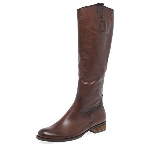 Gabor Women's Women's Brook S Long Boots 4 C (M) UK/ 6 B(M) US Caramello ()