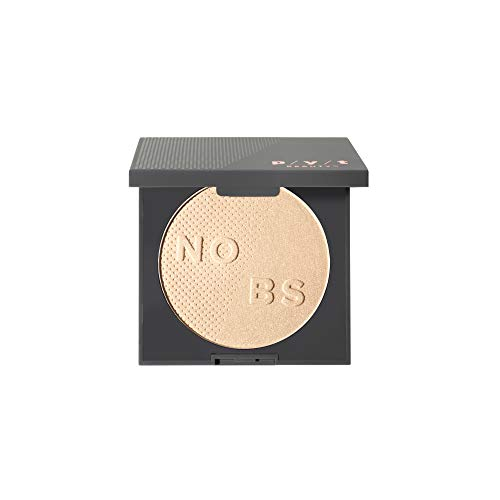 P/Y/T BEAUTY Upgrade Highlighter, Backstage Pass, Warm Pale Nude Powder, Hypoallergenic, Paraben Free, Cruelty Free, 0.2 oz