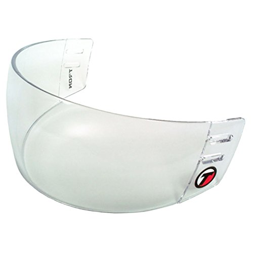 TronX S30 Hockey Helmet Visor (Clear)
