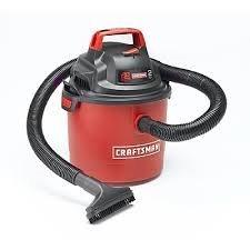 Craftsman 2.5 Gallon 2 Peak HP Wet/Dry vac (Wall Mount) by Craftsman