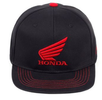 9970b4c790f Image Unavailable. Image not available for. Color  Honda Wing Logo Cap Hat  Motorcycle Racing Motorbike Baseball Cap