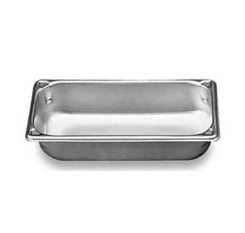 Vollrath 30342 Super Pan V 1/3 Size Stainless Steel Steam Table Pan - Case of