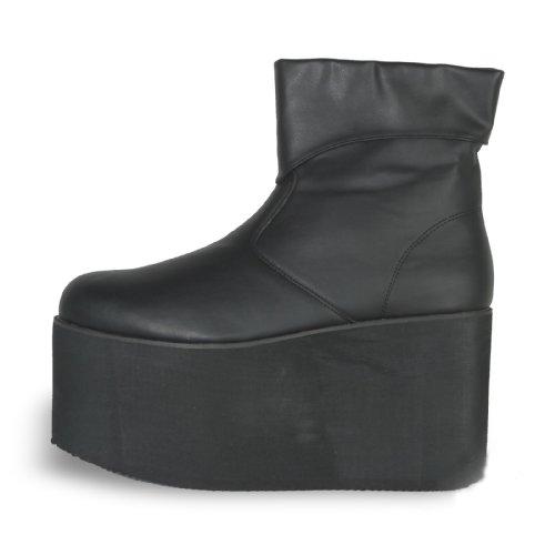Pleaser Shoes 134687 Monster Adult Boots - Medium - 10-11 (Mens Monster Costume)