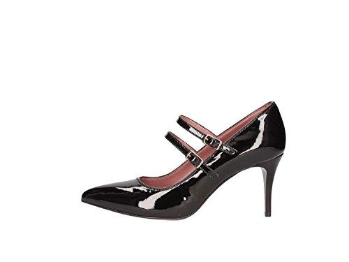 Zapato Mujer Albano Negro Alto 7166 FqCx4qX0w