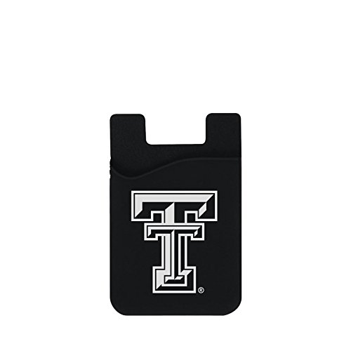 Neil Varsity Texas Tech Red Raiders Cell Phone Card Holder