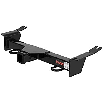 Fits Select Jeep Wrangler CURT 31408 Front Hitch with 2-Inch Receiver
