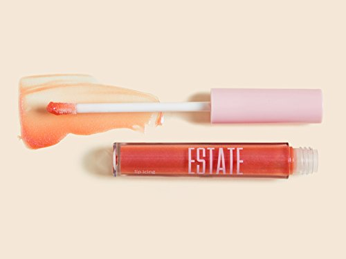Estate Cosmetics Lip Icing in Goodie - Vegan and Cruelty Free Lip Icing/Lip Gloss 3.1g