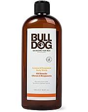 Bulldog Shower Gel Body Wash for Men