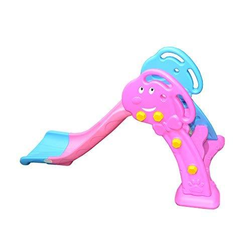 Toytexx Safety layful Big Slide Set Children Slide Ladder-Pink Color by Toytexx (Image #3)