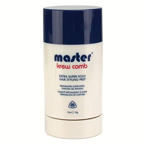 (MASTER WELL COMB Krew Comb Styling Prep)