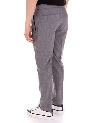 Devore Grigio Lilla Dvr1353heritage E Uomo Pantalone 1vr7x1pq