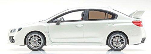1/18 スバル WRX STI タイプS (クリスタルホワイトパール) 「SAMURAIシリーズ」 KSR18007W