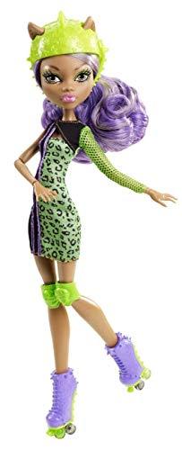 Mattel Monster High Skultimate Roller Maze Doll 12 - Clawdeen Wolf]()