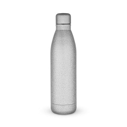 True Fabrication SS-TRU-6278 Comet Glitter Water Bottle, One Size, Multicolor ()