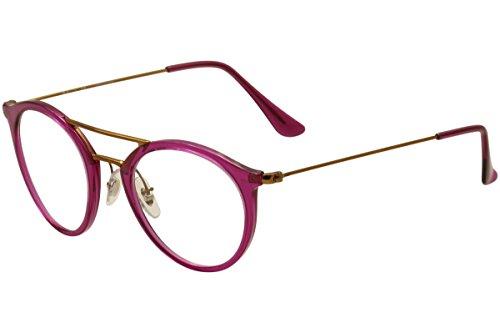 Eyeglasses Ray-Ban Optical RX 7097 5631 - Bans Purple Ray Eyeglasses