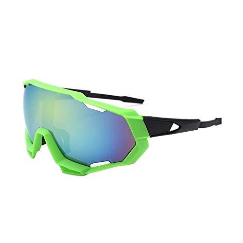 Colorful sea Outdoor Cycling Eyewear Road Bike Mountain Bike Glasses Fishing Climbing Driving UV400 Sunglasses ()