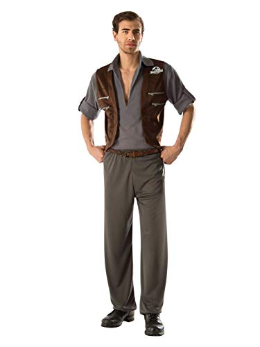 Rubie's Men's Jurassic World Owen Costume, Multi, X-Large -