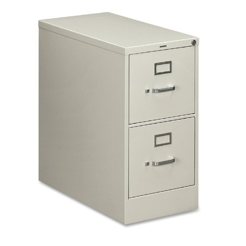 HON 210 Series Locking Vertical Filing Cabinet - - Hon Vertical File Cabinet