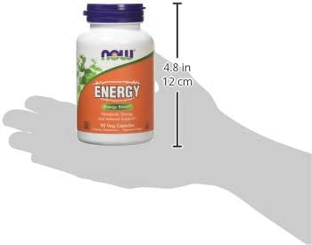 Now Foods Energy - 90 vcaps 13 kg