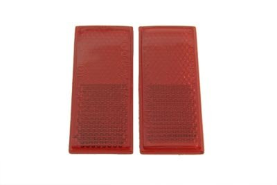 V-Twin 33-0039 - Rear Red Reflector Set