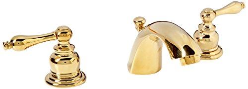 Bath Faucet Polished Brass - Elements of Design EB942AL Elizabeth 4