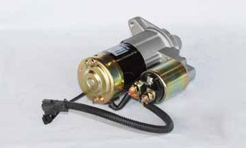 Amazon.com: tyc 1 17859 nissan xterra replacement starter: automotive