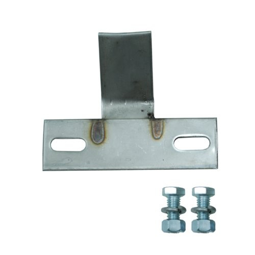 MBRP KT1007 Stainless Steel Steel Single Exhaust Stack Mounting Kit with Hardware ()