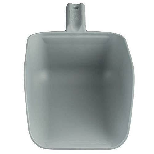 Image of Remco 650088 82 oz. Hand Scoop - Gray