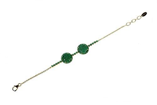 Stingray Circle Bracelet Jade